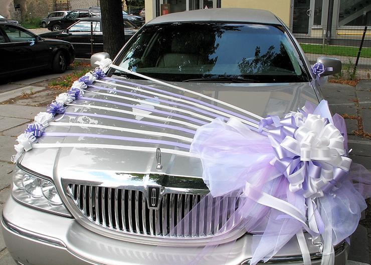 Украшение машины шарами на свадьбу своими руками
