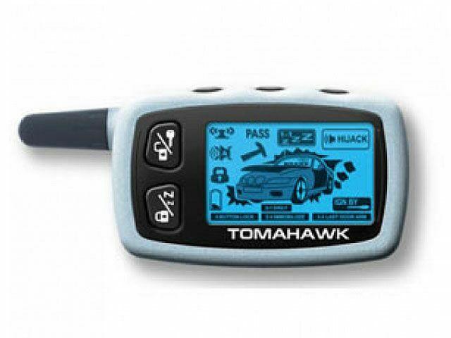 Tomahawk tw 9020 инструкция.