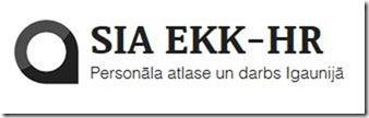 """""""EKK - HR"""" SIA"""