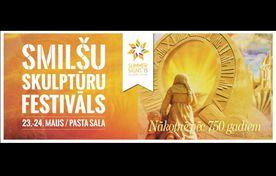 """9. Starptautiskais Smilšu skulptūru festivāls """"Summer Signs 2015"""" - attēls"""