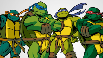 11:20 Teenage Mutant Ninja Turtles