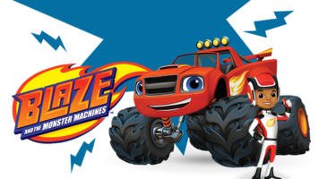 06:50 Blaze and the Monster Machines