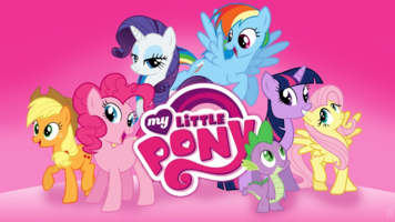 07:30 My Little Pony S8E21