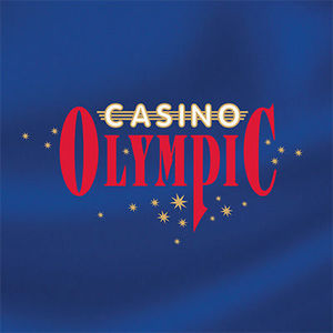 """Olympic casino & OlyBet Sports Bar 00 – 24"" spēļu zāle"